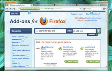 Firefox-4 New features