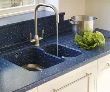 Building Material What Is Corian Top