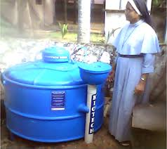 What is Domestic biogas plant